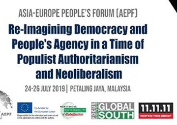AEPF | Belgium | Asia Europe People's Forum AEPF